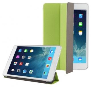 Smartcover Grün Tasche für Apple iPad Mini und Retina Hülle + Folie Touchpen Neu
