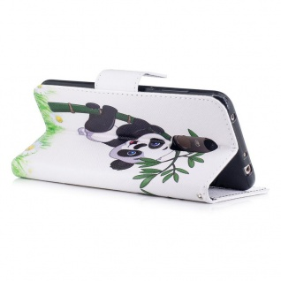 Für Huawei P20 Kunstleder Tasche Book Motiv 34 Schutz Hülle Case Cover Etui Neu - Vorschau 2