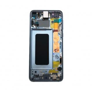 Samsung Display LCD Komplettset GH82-18852C Blau für Galaxy S10e 5.8 Zoll G970F - Vorschau 3