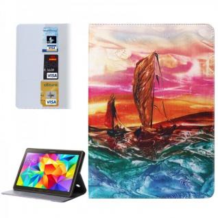 Schutzhülle Design Motiv 67 Tasche für Samsung Galaxy Tab S 10.5 T800 Zubehör