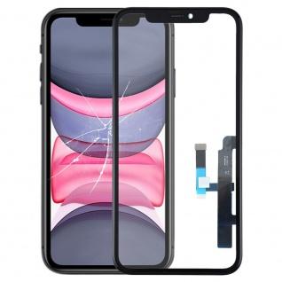 Für Apple iPhone 11 LCD Touch Panel ohne IC Chip Ersatzteil Reparatur Schwarz