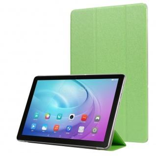 Für Samsung Galaxy Tab S6 Lite.Wake UP Smart Cover Tablet Tasche Hülle Grün Case
