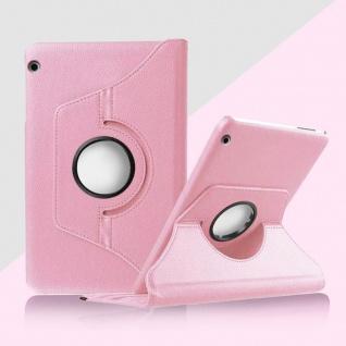 Für Huawei MediaPad M5 8.4 Tasche Hülle Case Cover Etui Schutz Rosa Schutz Neu