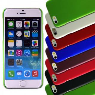 Hardcase Rubber für verschiedene Apple iPhone Modelle Case Cover Hülle Schale