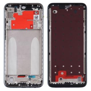 Gehäuse Rahmen Mittelrahmen Deckel für Xiaomi Redmi Note 8T Schwarz Ersatzteil