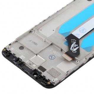 Für Xiaomi Redmi 5 Plus Reparatur Display LCD Komplett mit Rahmen Touch Schwarz - Vorschau 3