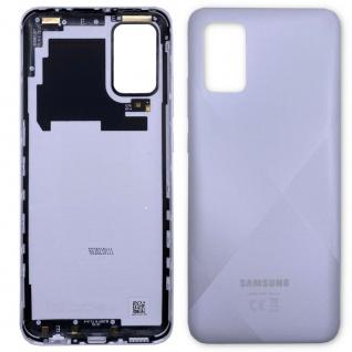 Samsung Akkudeckel Akku Deckel Batterie Cover Galaxy A02s GH81-20242A Weiß