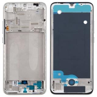 Gehäuse Rahmen Mittelrahmen Deckel für Xiaomi Mi A3 Weiß Ersatzteil Reparatur