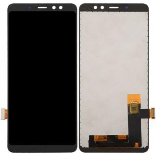 Für Samsung Galaxy A8 Plus 2018 Display Full LCD Touch Screen Reparatur Schwarz - Vorschau 2