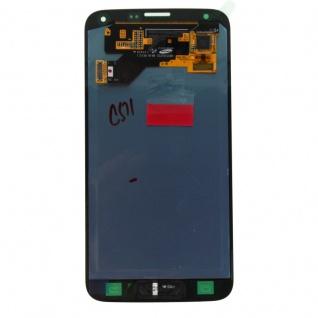 Display LCD Komplettset GH97-17787C Silber für Samsung Galaxy S5 Neo G903F Neu - Vorschau 2