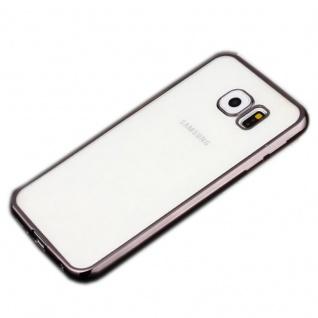 Premium TPU Schutzhülle Schwarz für Samsung Galaxy A5 2016 A510F Tasche Hülle - Vorschau 1