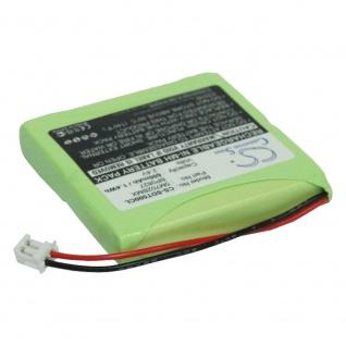 Akku Batterie Battery für Audioline Slim Dect 582 Zubehör Ersatzakku Accu