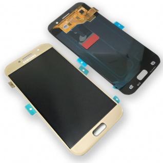 Display LCD Komplettset GH97-19733B Gold für Samsung Galaxy A5 A520F 2017 Neu