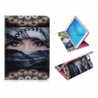 Schutzhülle Motiv 69 Tasche für Samsung Galaxy Tab A 9.7 T550 T555N Hülle Cover