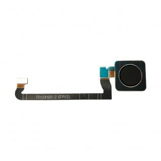 Fingerabdruck Sensor für Google Pixel 3 Finger Flexkabel Taste Button Schwarz