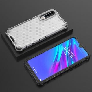 Für Huawei P30 Schock Hybrid Silikon TPU Transparent Tasche Hülle Etuis Cover