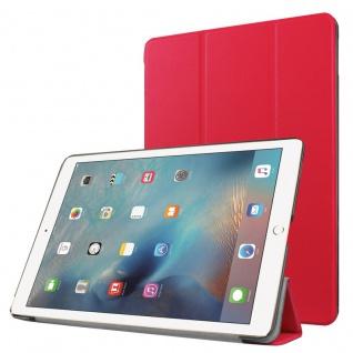 Smartcover Rot Cover Tasche für NEW Apple iPad 9.7 2017 Hülle Etui Case Schutz