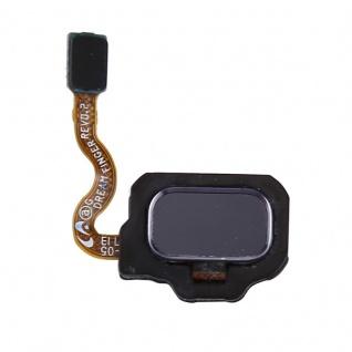 Für Samsung Galaxy S8 G950 G950F Home Button Fingerabdruck Sensor Flex Grau/Lila