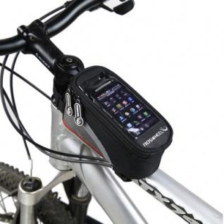 Handytasche Fahrrad Halterung Fahrradtasche Tasche für alle Smartphones Zubehör