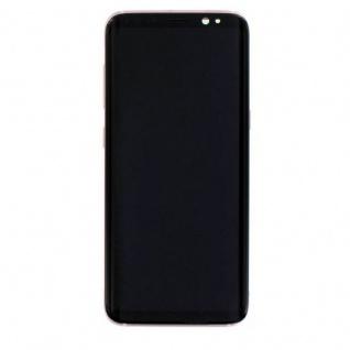Samsung Display LCD Komplettset GH97-20457E Pink für Galaxy S8 G950 G950F Neu - Vorschau 2