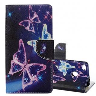 Tasche Wallet Book Cover Motiv 31 für Xiaomi Redmi 4X 5.0 Zoll Hülle Case Schutz