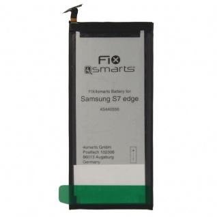 FIX4Smarts Akku für Samsung Galaxy S7 Edge G935F ersetzt EB-BG935ABE Batterie