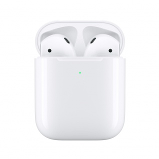 Apple AirPods kabelloses Laden 2nd Generation True Wireless-Kopfhörer Bluetooth