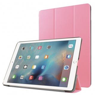 Smartcover Rosa Cover Tasche für Apple iPad Pro 9.7 Zoll Hülle Etui Cas Schutz