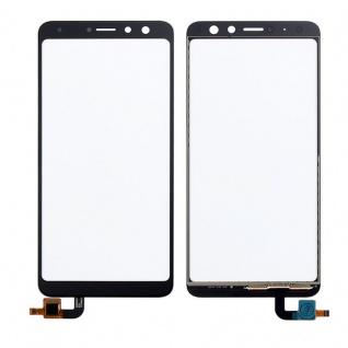 Reparatur Displayglas Touch Screen für Wiko View Prime LCD Reparatur Schwarz Neu