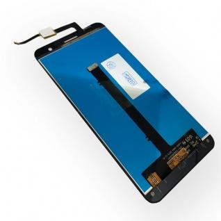 Ersatz Display LCD Komplett Einheit für ZTE Blade V7 Reparatur Schwarz Ersatz - Vorschau 3