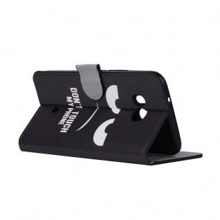 Schutzhülle Motiv 23 für HTC U11 Tasche Hülle Case Zubehör Cover Etui Neu Muster
