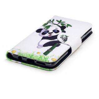 Tasche Wallet Book Muster Motiv 24 für Smartphones Schutz Hülle Case Cover Etui - Vorschau 4