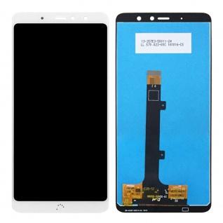 Für BQ Aquaris X2 / X2 Pro Display Full LCD Touch Screen Ersatz Reparatur Weiß - Vorschau 2