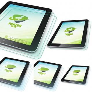 Tempered Echtglas Panzerfolie H9 und normale Displayschutzfolien für Tablet Neu