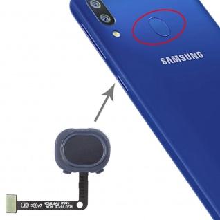 Fingerprint Sensor für Samsung Galaxy M20 Schwarz Ersatzteil Flexkabel Reparatur