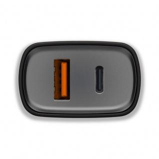Quick Charge USB Typ C Car KFZ Auto Schnellladegerät 6A für Smartphones Tablets - Vorschau 2