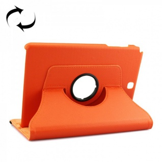 Schutzhülle 360 Grad Orange Tasche für Samsung Tab A 9.7 T555 T555N T550 Hülle