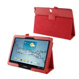 Schutzhülle Kunstleder Tasche für Tablet eBook PDA Smart Cover Hülle Case Etui - Vorschau 2