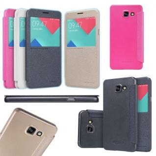 NILLKIN Window Smartcover für viele Smartphones Tasche Cover Case Schutz Hülle
