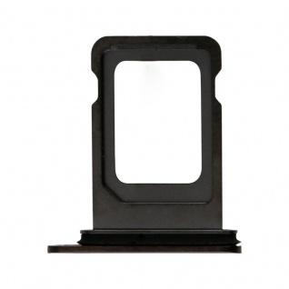 Für Apple iPhone 11 Pro Simkarten Halter Card Tray Schwarz SD Card Ersatzteil
