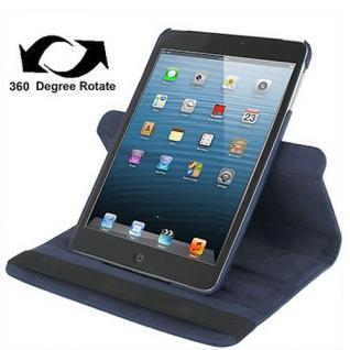 Hülle Tasche Rotierend 360 Grad für Apple iPad Mini Zubehör SET Folie + Stift