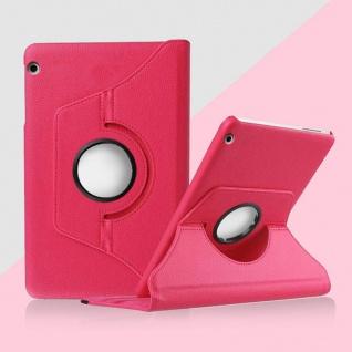 Für Huawei MediaPad M5 8.4 Tasche Hülle Case Cover Etui Schutz Pink Schutz Neu