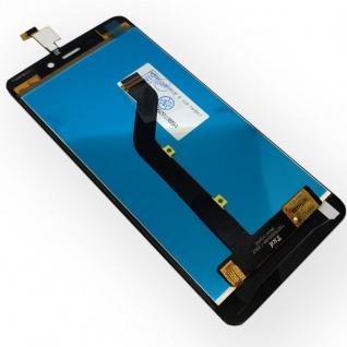 Ersatz Display LCD Komplett Einheit für ZTE Blade A452 Reparatur Schwarz Ersatz - Vorschau 2