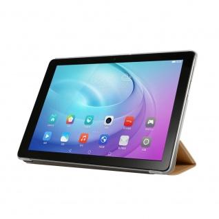 Für Samsung Galaxy Tab A7 2020 3 folt Wake UP Smart Cover Tablet Tasche Pink