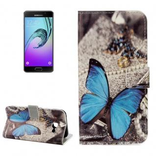 Schutzhülle Muster 21 für Samsung Galaxy A5 A520F 2017 Tasche Cover Case Hülle