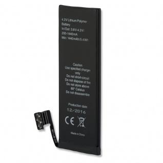 Akku Batterie Battery für Apple iPhone 5 1440 mAh Ersatzakku 3, 82V Zubehör TOP - Vorschau 2