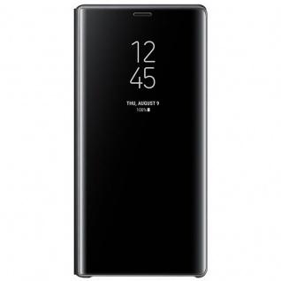 Samsung Tasche Clear View EF-ZN960CBE für Galaxy Note 9 N960 Hülle Cover Schwarz - Vorschau 3