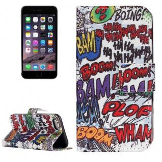Schutzhülle Muster 72 für Apple iPhone 7 Bookcover Tasche Case Hülle Wallet Etui - Vorschau 1