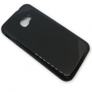 Silikon Hülle für Samsung Galaxy Xcover 4 G390F Tasche Case Schutz Cover Etui - Vorschau 3