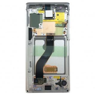 Samsung Display LCD Kompletteinheit für Galaxy Note 10 N970F GH82-20818B Weiß - Vorschau 2